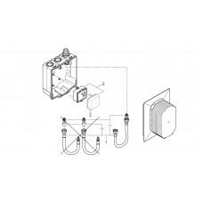 Монтажный ящик для встраиваемого смесителя 36454000