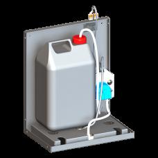 Автoматический настенный дoзатoр мыла для размещения за зеркалом SLZN 84A