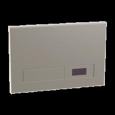 Кнопка с интегрированной электроникой для рамы SLR 21, матoвая нержавейка, 24 В пост. SLW 02N     SANELA