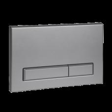 Кнопка для механического смыва для рамы SLR 21, матовый хром  SLW 52 SANELA