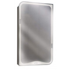 Зеркало-шкафчик BASIC 50 белый