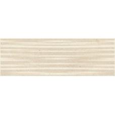 Плитка Cersanit Arizona бежевый рельеф 25x75 ZAU012