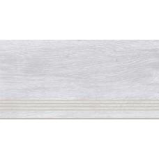 Ступень Cersanit Woodhouse светло-серый 29,7x59,8 WS4O526