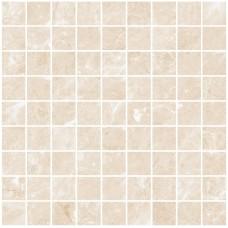 Мозаика на сетке Cersanit Alicante бежевый 30x30 AC2L011