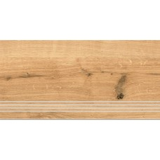 Ступень Cersanit Woodhouse коричневый 29,7x59,8 WS4O116