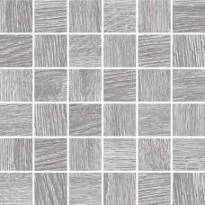 Мозаика на сетке Cersanit Woodhouse серый 30x30 WS6O096