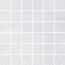 Мозаика на сетке Cersanit Townhouse светло-серый 30x30 TH6O526