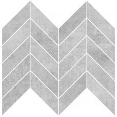 Мозаика на сетке Cersanit Brooklyn серый 23x30 BL2L091