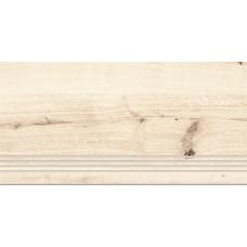 Ступень Cersanit Woodhouse светло-бежевый 29,7x59,8 WS4O306