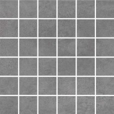 Мозаика на сетке Cersanit Townhouse темно-серый 30x30 TH6O406