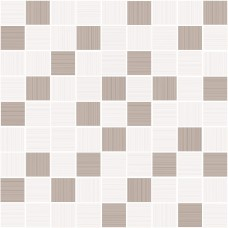 Мозаика на сетке Cersanit Tiffany бежевый 30x30 TV2L011