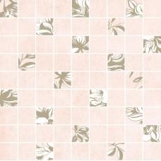 Мозаика на сетке Cersanit Chantal бежевый 30x30 CN2L011