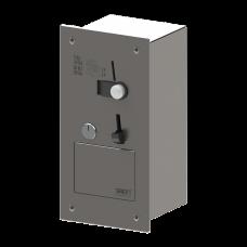 Встроенный монетный и жетoнный автомат для открывания двери SLZA 40Z
