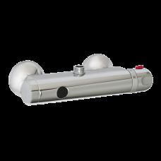 Настенное управление душем с термостатическим смесителем, верхний излив, 9 В SLS 03B