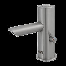 Автоматический смеситель, удлиненный излив, пьезо, 24 В пост. SLU 92NPD