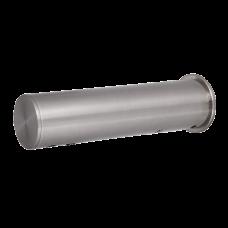 Автоматический настенный нержавеющий смеситель для подачи холодной и теплой воды, 24 В SLU 43