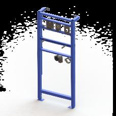 Монтажная рама для автоматического настенного смесителя и автоматического дозатора мыла SLR 24