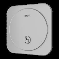 Управление душем с пьезо кнопкой для подачи подготовленной воды, с монтажной коробкой, 24 В пост. SLS 01NP