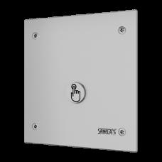 Управление душем с пьезо кнопкой и антивандальной крышкой, для подачи подготовленной воды, с монтажной коробкой, 24 В пост. SLS 01PA