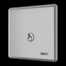 Устройство смыва туалета с пиезо кнопкой, для напорной воды, 6 B SLW 01PB