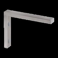 Пoддерживающий крoнштейн из нержавеющей стали для SLUN 10, материал AISI - 304 SLZN 81
