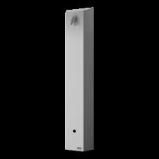 Нержавеющая автоматическая душевая панель с инфракрасным датчиком, для заранее подготовленной воды, 24 В пост. SLSN 01E