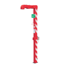 Нержавеющая душевая стойка уличная, отдельно стоящая, макс. до -20°C SLSN 23H