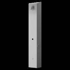 Нержавеющая жетонная душевая панель, для холодной или температурно-подготовленной воды, 24 В SLZA 28