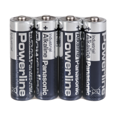 4 щелочные батарейки, 1,5В АА 2700 мА/час SLA 36