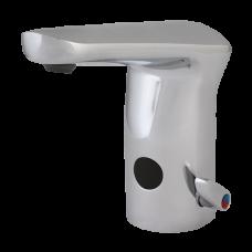 Автоматический смеситель с рычажком для настройки температуры воды, 6 В SLU 37B