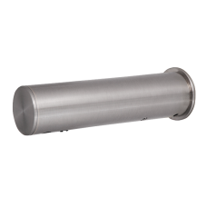 Автоматический настенный нержавеющий смеситель для подачи холодной и теплой воды, 6 В SLU 43B