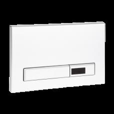 Автоматическое устройство смыва унитаза для рамы с бачком SLR 21, белая пластмасса, 24 В пост. SLW 02A