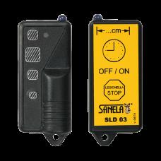 Пульт дистанционного управления для настройки параметров инфра-красных систем SLD 03