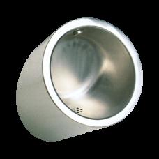 Антивандальный нержавеющий подвесной писсуар SLPN 06