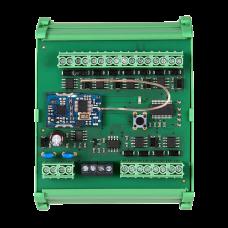 Распределитель клапанов для установки на DIN рейку в распределительной шкаф SLZA 15