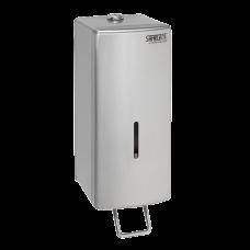 Hержавеющий дозатор жидкого мыла, емкость 1 л, матовая поверхность SLZN 73