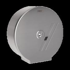 Нержавеющий держатель для больших рулонов туалетной бумаги, матовая поверхность SLZN 37