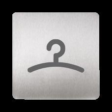 Табличка - гардероб SLZN 44G