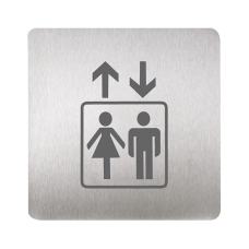 Табличка - лифт SLZN 44J