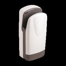 Aвтоматическая настенная сушилка для рук, пластмассовый белый корпус SLO 01L