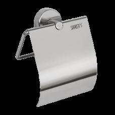 Нержавеющий держатель для туалетной бумаги, глянцевая поверхность SLZN 09