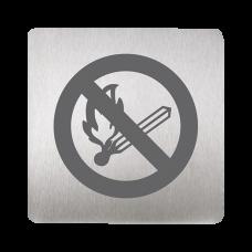 Табличка - запрещение огня SLZN 44N