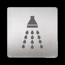 Табличка - душ SLZN 44R