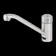 Автоматический смеситель с настройкой воды головкой, длинное плечо вытекания, 24 В пост. SLU 23D