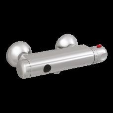 Настенное управление душем с термостатическим смесителем, нижний излив, 9 В SLS 03SB
